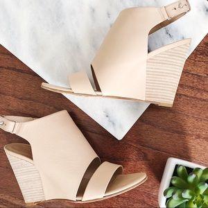 Vince Karen Wedge Sandals